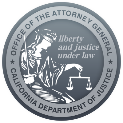 California Dept of Justice